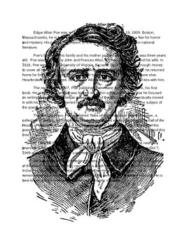 Edgar Allan Poe Notes and Questions