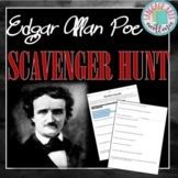 Edgar Allan Poe Scavenger Hunt: Introduction to the Author