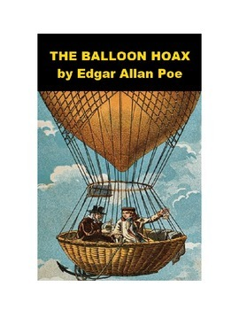 Edgar Allan Poe - The Balloon Hoax