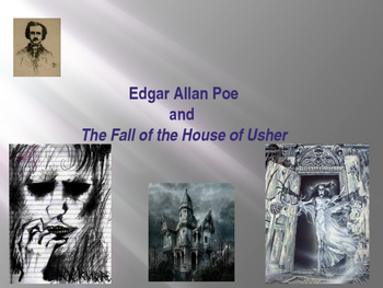 """Edgar Allan Poe: """"The Fall of the House of Usher"""" Essentia"""