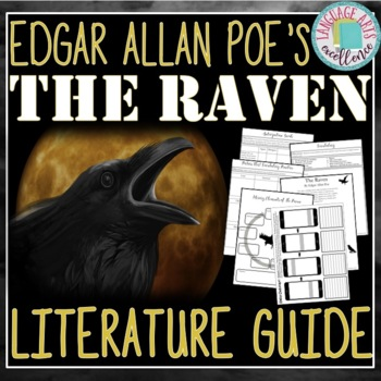 "Edgar Allan Poe's ""The Raven"" Literature Guide"