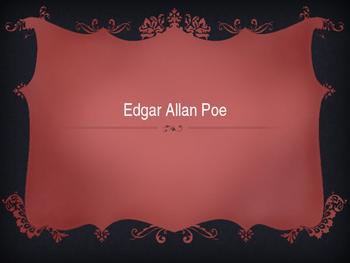 Edgar Allan Poe - short bio