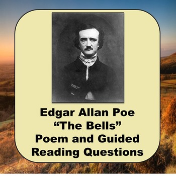 "Edgar Allan Poe's ""The Bells"" Worksheet"