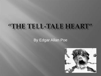 """Edgar Allen Poe's """"Tell-Tale Heart"""""""