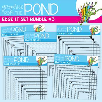 Edge It Borders Bundle 3