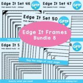 Edge It Borders Mini Pack 8