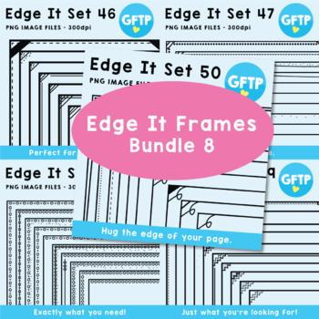 Edge It Borders Bundle 8
