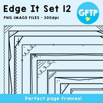 Edge It Borders - Set 12