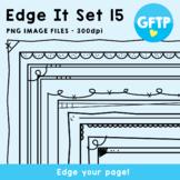 Edge It Borders - Set 15