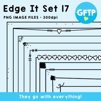 Edge It Borders - Set 17