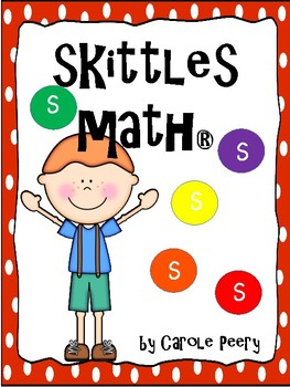 Edible Skittles Math Bundle