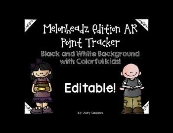 Editable AR Melonheadz Edition AR Tracker