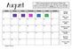 Editable Behavior Chart! 100% Editable
