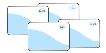 Editable Blank Book Labels