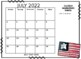 Editable Calendar Templates