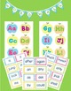Editable Chevron Dolch Word Wall and Sight Word Super Pack