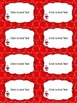 Editable Christmas Labels (4 sizes & 6 designs)