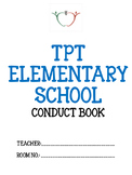 Editable Conduct Book for Teachers