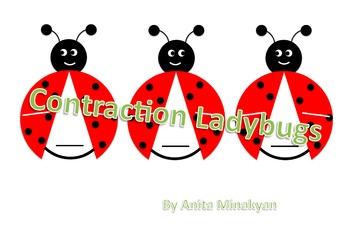 Editable Contraction Ladybugs