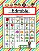 Editable ETK/ TK Homework Folder by Kinder League