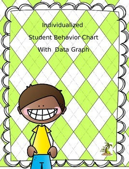 Editable Individualized Behavior Chart