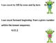Editable Kindergarten ELA and Math Common Core I Can Statements
