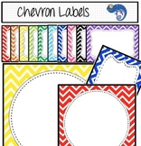 Labels Chevron