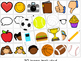 Editable Lightbox Letters, Numbers, Symbols, and icons (La