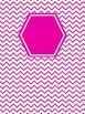 Binder Covers {Monogram} {Chevron}