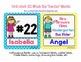 Editable Nameplates & Labels