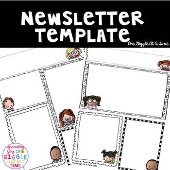 Editable Newsletter Pack