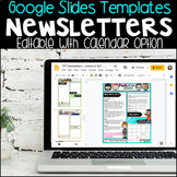Editable Newsletter Template Pack