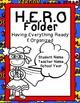 Editable Notebook & Folder Covers (Super Kids)