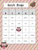 Editable Owl Bingo - Math, Reading, Behavior or much more!