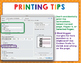 Back to School Name Writing Practice Sign In Sheets - Back
