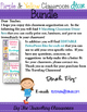 50% off!! Editable Classroom Decor Bundle (Polka Dot Chevr