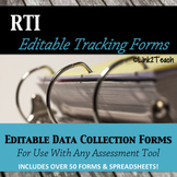RTI Editable Tracking Forms