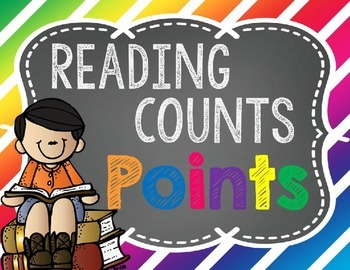 Editable Reading Counts