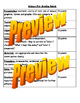 Editable Science Fair Project Information Packet