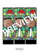 Editable Student Bookmarks (Reading Level Bookmarks)