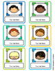 Editable Student Name Labels for Target Square Pocket Labels