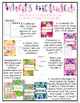 Editable Substitute Binder { Lilly Inspired } For Short an