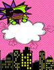 Editable Super Hero Daily Binder 2