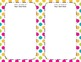 Editable Teacher Notepad {Mixed Print and Black-Line}