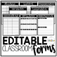 Editable Teacher Planner {The Glam Teacher}