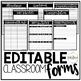 Editable Teacher Planner {The Relaxed Teacher}