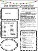 Editable Wonders Newsletters Unit 1-6 Bundle 3rd grade