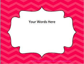 Back to School Editable Classroom  & Computer Signs (Pink