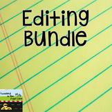 Editing Literacy Center Bundle