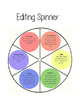 Editing Spinner for Writing